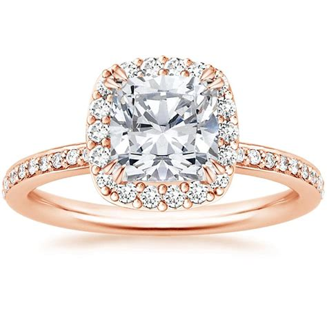 square engagement rings brilliant earth