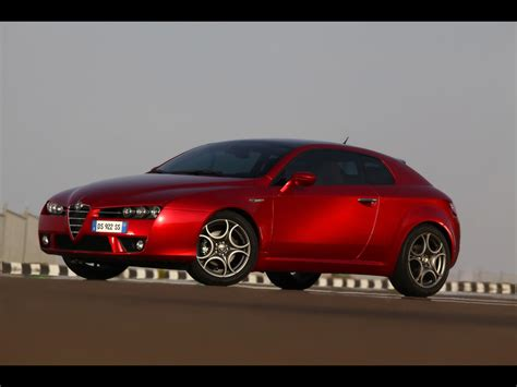 Brera In 8c Red  Page 3  Alfa Romeo Forum