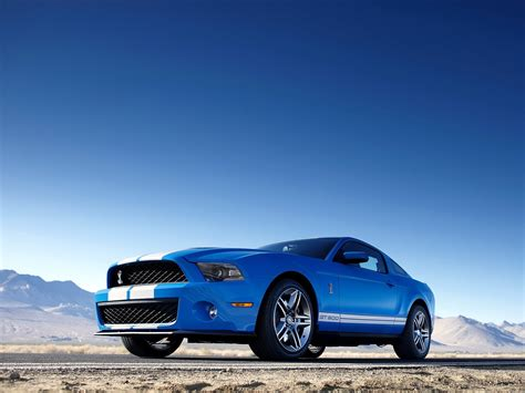ford mustang shelby gt specs
