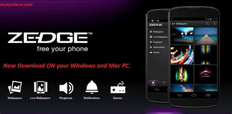 zedge for pc laptop windows 10 8 7 and mac
