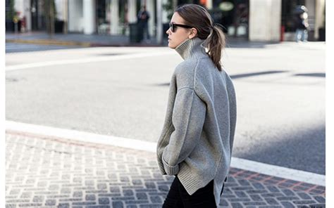 Fun Ways To Rock Turtleneck This Fall And Winter Outfit