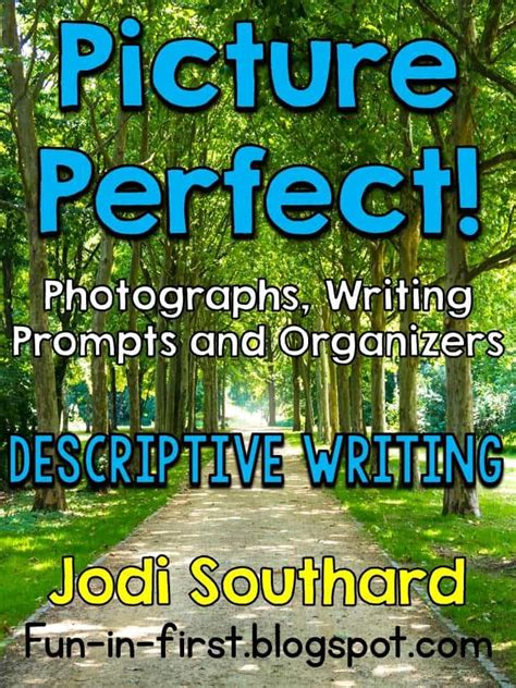 picture perfect descriptive writing fun