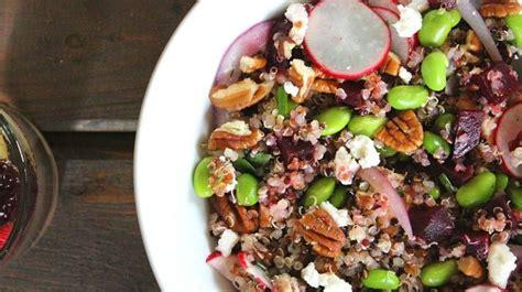 salades dasperges roties au chevre  noix de grenoble