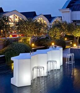 Bar Exterieur Design : luminaire ext rieur design et clairage de terrasse et balcon ~ Melissatoandfro.com Idées de Décoration