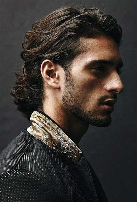 20  Cool Long Hairstyles for Men   Mens Hairstyles 2017