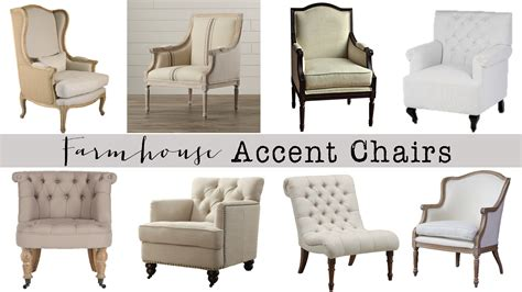 Friday Favorites: Farmhouse Accent Chairs - House of Hargrove