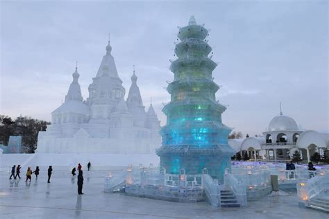 Harbin And Snow Festival Picture by Picture Harbin International And Snow Festival Abc