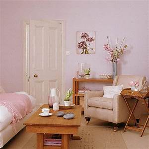 Pale, Pink, Walls, Ideas, U2013, Home, And, Apartment, Ideas
