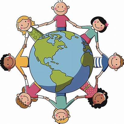 Holding Around Hands Clipart America Usa Drawing