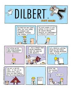 Journey to Cubeville Dilbert