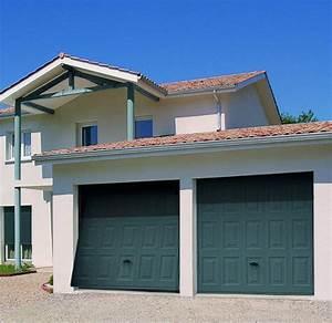 porte de garage motorisee ou sans motorisation nice ouest With porte de garage enroulable de plus porte vitrée coulissante intérieur