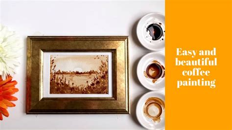Check out amazing watercolor artwork on deviantart. Coffee painting technique for beginners to create a ...