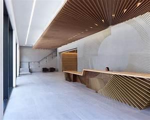 Reception Desk Design Wood : McNary - The Best Idea