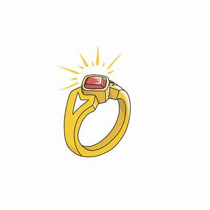 Ring Bling Clipart Objects 5c Animated Transparent