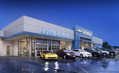 John Elway Chevrolet On South Broadway  13 Photos