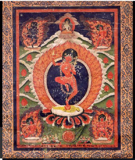Global Nepali Museum - Vajrayogini (Buddhist Deity ...