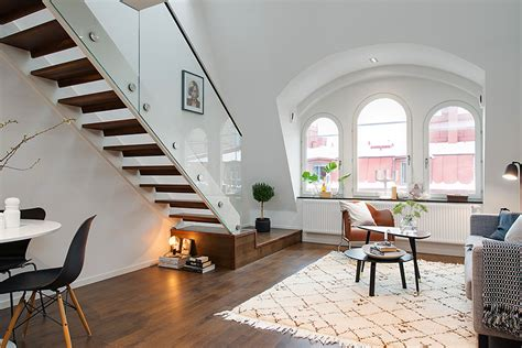 Modernes 2 Zimmer Appartement In Stockholm by Charming Apartment In Central Stockholm Infused With Light