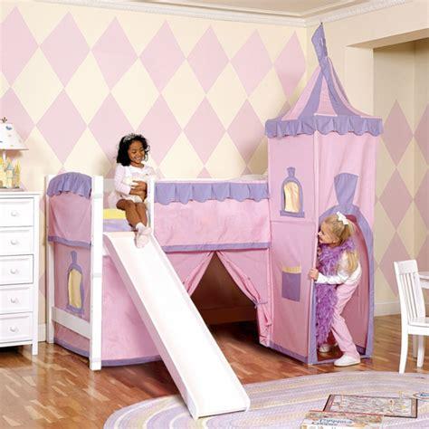 Kinderzimmer Mädchen Mit Rutsche by Hochbett Mit Rutsche Spa 223 Im Kinderzimmer