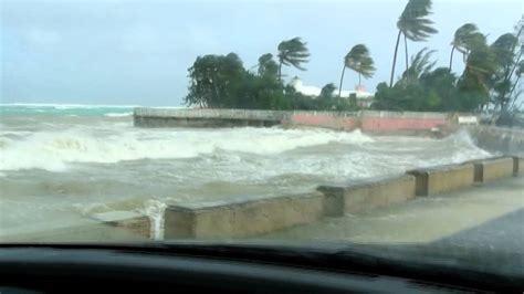 bahamas hurricane nassau sandy driving
