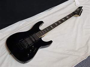 Esp Ltd M-251 M251 Electric Guitar Black