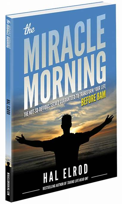 Miracle Morning Hal Elrod Ritual Books Routine