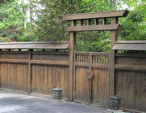japanese fence 534 best images about japanese fence and gates on pinterest moon gate fence design and gate