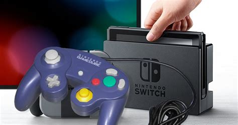 gamecube controller  switch