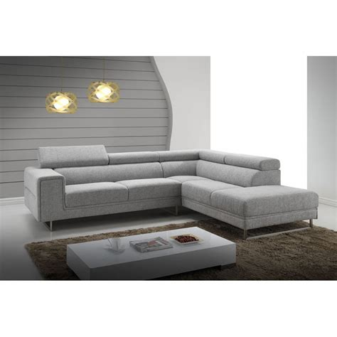Canap D Angle Rond Corner Sofa Design Right Side 5 Places With Meridian