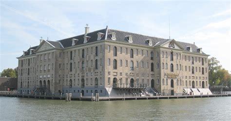 Scheepvaartmuseum Amsterdam Restaurant by Het Scheepvaartmuseum