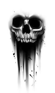 How to Draw a Bleeding Skull, Step by Step, Skulls, Pop