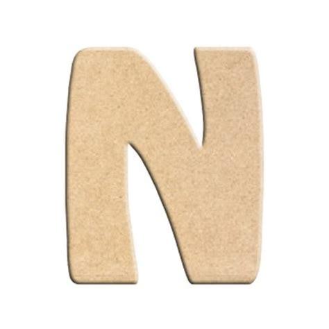 lettre cuisine en bois lettre n à peindre à décorer lettre en bois brut lettre