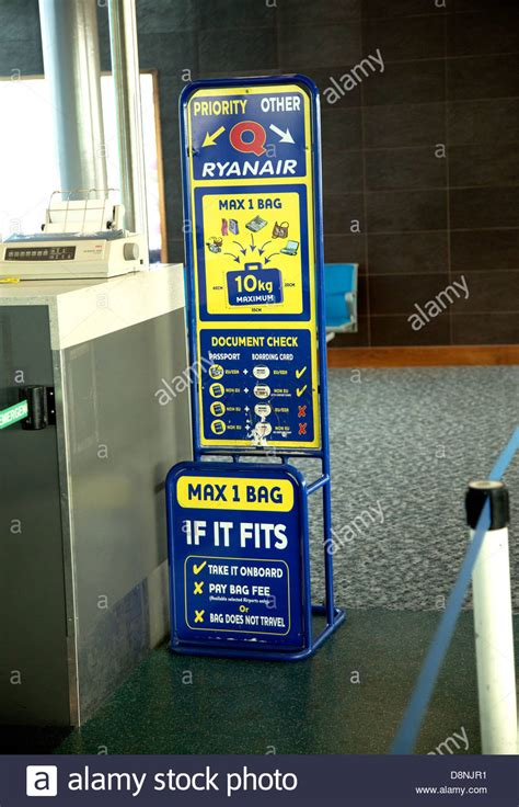 cabin baggage size ryanair cabin baggage sizes restrictions on ryanair flight stock