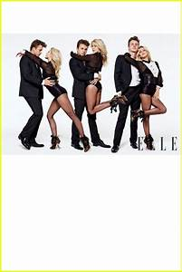 Julianne Hough Gets 'Footloose' with ELLE | Photo 431991 ...
