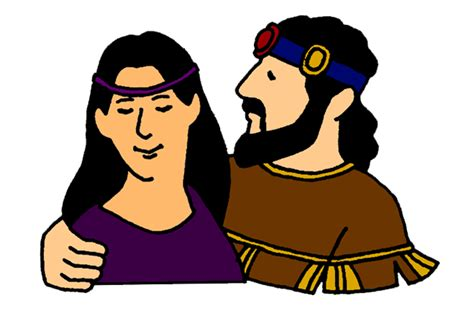 David And Bathsheba Clipart Collection