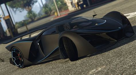 New Fastest Car In Online? Grotti X80 Proto