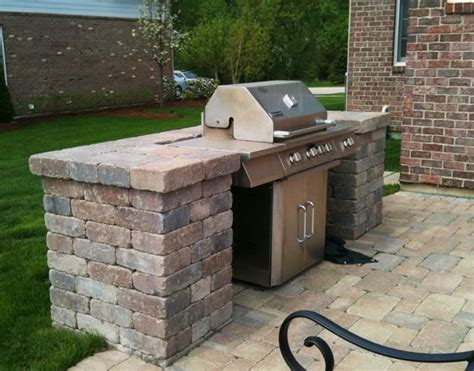 built in grill ideas the 25 best ideas about built in bbq on pinterest outdoor grill area built in bbq grill and