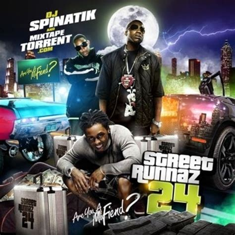 Various Artists  Street Runnaz 24 Hosted By Dj Spinatik
