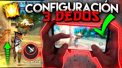 Come join this event with friends all over the world now! CONFIGURACIÓN PARA HEADSHOT Y JUGAR A 3 DEDOS EN FREE FIRE ...