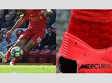 PHOTO Fashion Trend Alert! Liverpool Star Cuts Big Hole