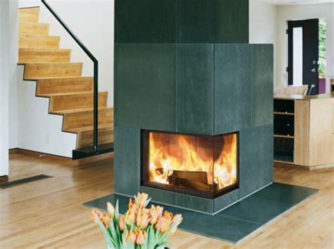 chambre foyer décoration autour cheminée