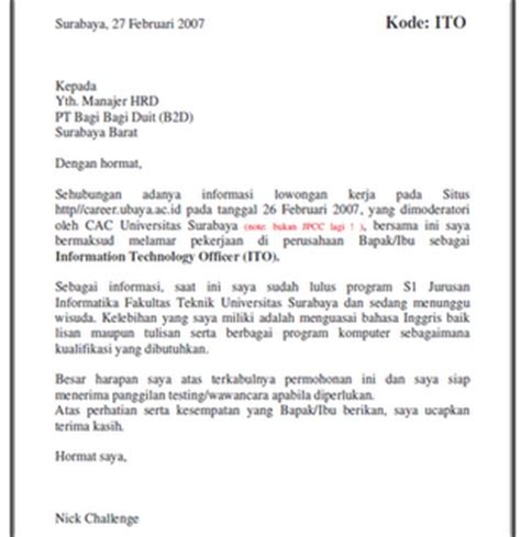 contoh cover letter via email weddingsbyesther