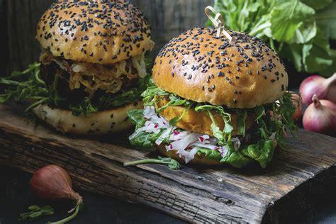vegetarian  vegan sweet potato veggie burgers  quinoa