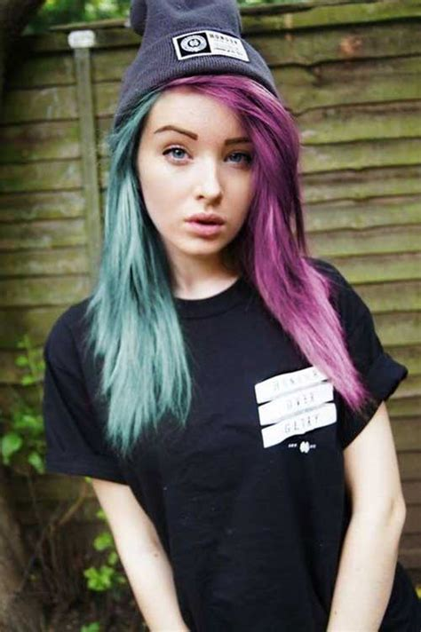 different hair colors and styles for hair 15 different hair color hairstyles 2016 2017