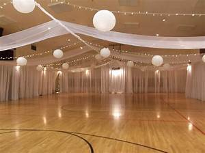 ceiling and drapes reception decoration if rain then the With ceiling lights for wedding reception
