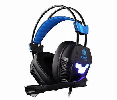 Sades Sa Xpower Headset Gaming 706s Microphone