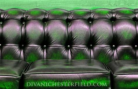 Divani Chesterfield Nuovi Originali Inglesi In Pelle