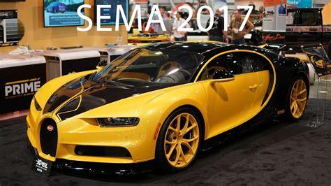 sneak peak preview  cars  sema show  las vegas