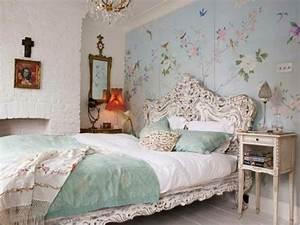 Chambre Shabby Chic : d co chambre romantique 25 id es irr sistibles ~ Preciouscoupons.com Idées de Décoration