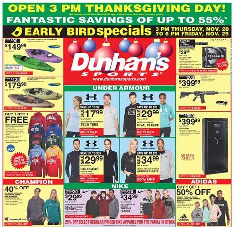 dunhams sports black friday sale