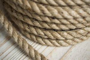 Natural Jute Rope 1/2 inch thick x 50 feet